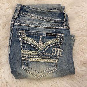 Miss me slim boot jeans